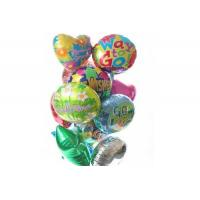 Wholesale 18''Foil/Mylar balloons New Designed Mother's day self sealing value from china suppliers