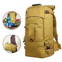 Wholesale Womens Travel Army Tactical Backpack Waterproof 900D Oxford 20 Inch from china suppliers