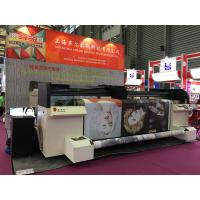 Wholesale Kyocera Heads CMYK Multicolor Digital Fabric Printing Machine 120sqm / hour from china suppliers