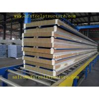 Wholesale Automatic Assembly Line Metal Roofing Sheets Polyurethane Insulation Sandwich Panel from china suppliers