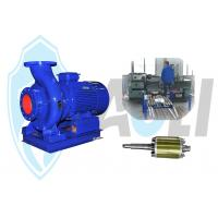 Wholesale High Performance Horizontal Single Stage Centrifugal Pump For Transport Clean Water from china suppliers