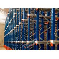 Wholesale Conventional Drive In Racking , Homogeneous Products Drive Through Pallet Racking from china suppliers