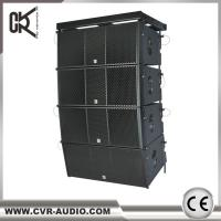 Wholesale Active Dual 12 Inch Two-Way Line Array Sound System Outdoor Speaker from china suppliers