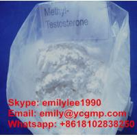 Wholesale Oral androgenic anabolic steroid Methyltestosterone/ 17-Methyltestosterone for Bodybuilding Supplements from china suppliers