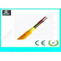 Wholesale 12 Core Distribution Indoor Fiber Optic Cable With Corning Fiber / LSZH Jacket from china suppliers