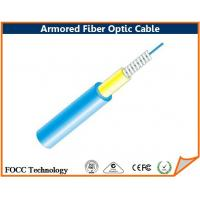 Wholesale Outdoor Fiber Optic Armored Cable from china suppliers