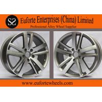 "Wholesale 20 "" Gun Metal Audi Q7 Wheels / Paint Audi Original Rims 5 Hole from china suppliers"