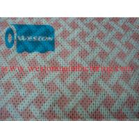 Wholesale Nonwoven wiper fabric of spunlaced non wovens wipes spun lace Wavy Spunlace Nonwoven from china suppliers