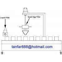 Wholesale Automatic Quail Egg and Liquid Filling Machine from china suppliers