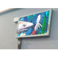 Wholesale HD Outdoor LED Video Displays , P10 DIP346 Digital Billboard Advertising for DOOH from china suppliers