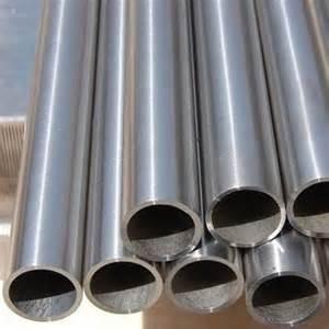 Wholesale Gas Compressor Vane Titanium Welded Tube , Grade 2 Titanium Exhaust Tubing from china suppliers