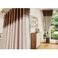 Wholesale Extra Thick Commercial Blackout Curtains Jacquard Curtain Fabric 3 Meter Length from china suppliers