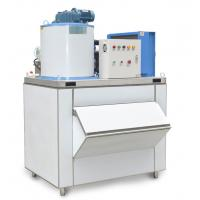Wholesale Air Cooling Commercial Flake Ice Machine Copeland Compressor 1310*890*805mm from china suppliers