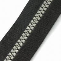 Wholesale Plastic Long Chain Zipper, Various Colors are Available, with Raw Material from Taiwan from china suppliers