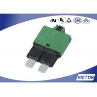 Wholesale E39 - 30A SAE J553 Spercification Fuse Blocks Single Pole Thermal Trip from china suppliers