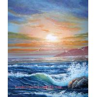 Wholesale seascape oil painting from china suppliers