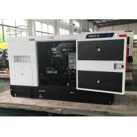 Wholesale 4 Cylinder Cummins Diesel Generator Set 100L Fuel Tank Electrical Governor from china suppliers