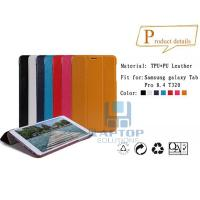 Wholesale Hard Back Cover 8.4 inch Tablet PC Accessories , PU Leather Stand Case from china suppliers