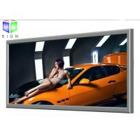 Wholesale Large Water Resistance Slim Led Lightbox Custom Lighted Wall Advertisement from china suppliers