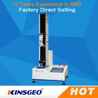 Wholesale China Supplier Electronic Universal Testing Machines Used Rubber / Plastic from china suppliers