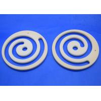 Wholesale Precision Thermal Insulation Alumina Ceramic Gasket with Coil Heat Resistant from china suppliers