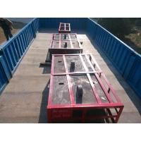Wholesale High Cr White Iron Castings Chute Liner Boltless For Mining Industry from china suppliers