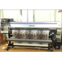 Quality Dual KCMY Sublimation mimaki fabric printer , flag printing machine for sale
