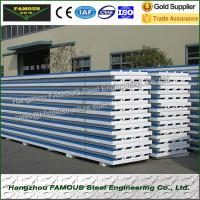 Wholesale Easy Installation Best Price EPS Sandwich Panel for Roof from china suppliers