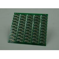 Wholesale Double Sided Prototype PCB Fabrication Gold Plating Finish Green Solder from china suppliers