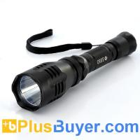 Wholesale CREE XML U2 LED Flashlight (Water Resistant, 550 Lumen, 500 Meters) from china suppliers