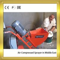 Wholesale Air-compressed High Pressure Mortar Sprayer Machine With Power 2.2KW from china suppliers