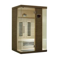 Wholesale Two Person Far Infrared Sauna Cabin from china suppliers