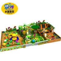 Forest Theme Soft Indoor Playground Equipment For Home 20 - 50 M² About 15-30 Child