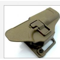 Wholesale Tactical Waist Holster Glock 17 / 18 / 19 / 23 for Riot Police Gear from china suppliers