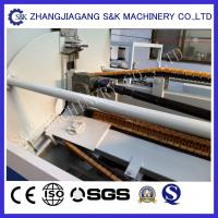 Wholesale Water Supply PVC Pipe Extrusion Machine Line 120rpm , Plastic Extrusion Machinery from china suppliers