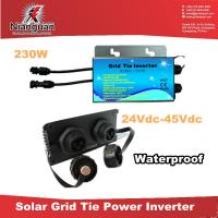 Wholesale 230W IP65 grid power solar inverter/solar micro inverter from china suppliers