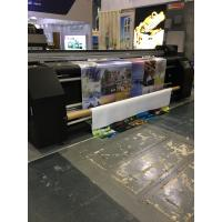 Wholesale Indoor / Outdoor Digital Roll To Roll Printing Machine , Width 3200mm from china suppliers