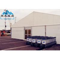 Warehouse Outdoor Waterproof Canopy Tent With Light Frame Steel Structure