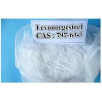 Wholesale Levonorgestrel Estrogen Powder  Oral Anabolic Steroids For Anticonceptive 797-63-7 from china suppliers