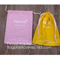 Wholesale Reusable ECO Friendly 100% Cotton Double Drawstring Muslin Bags,Linen Gift Sachets Favors Pouches Party Wedding Jewelry from china suppliers