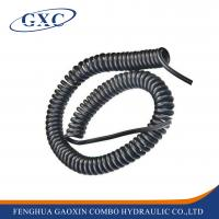 Wholesale PUC5/16-15 15M Length Pneumatic Polyurethane Telescopic Spring Tube Coil Air Hose from china suppliers