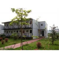 Wholesale Assembled Eco Friendly Prefab Modular Green Homes For  Works Camp from china suppliers