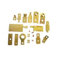 Wholesale Brass Electrical CNC Machined Parts , CNC Machining Services from china suppliers