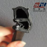 Wholesale EPDM Metal Channel Extruded Rubber Seal , Container Door Seal Profiles from china suppliers