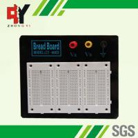 Wholesale Stainless Steel White Experimental Electronics Breadboard Black Alum Plate from china suppliers