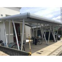 Wholesale Commercial Carport Solar Systems Arrays Support EPC Aluminium Steel Q345B Al6005 from china suppliers