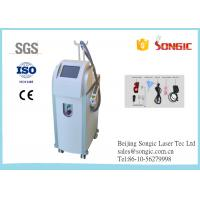 Wholesale Vertical Strong Power 2000mj Q Switch ND YAG Laser Tattoo Removal Machine from china suppliers