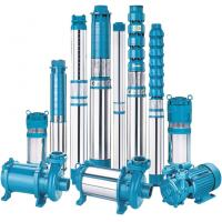 "Quality IP68 Electric Single Phase Submersible Pump Water Well Drilling Tools 2"" 3"" 4"" 5"" 6"" for sale"