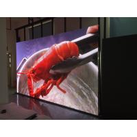 Wholesale P4 64*32 Pixels Indoor LED Screens , Super Bright SMD Full Color Mini Led Display from china suppliers