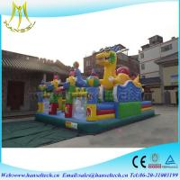 Quality Hansel good sale playground installation for commercial for children in the park for sale